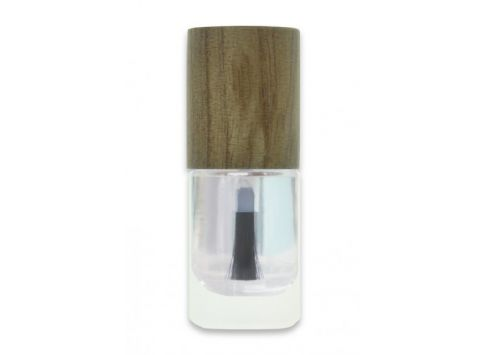 Top coat naturel brillant